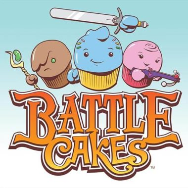 Battlecakes by Volcano Bean