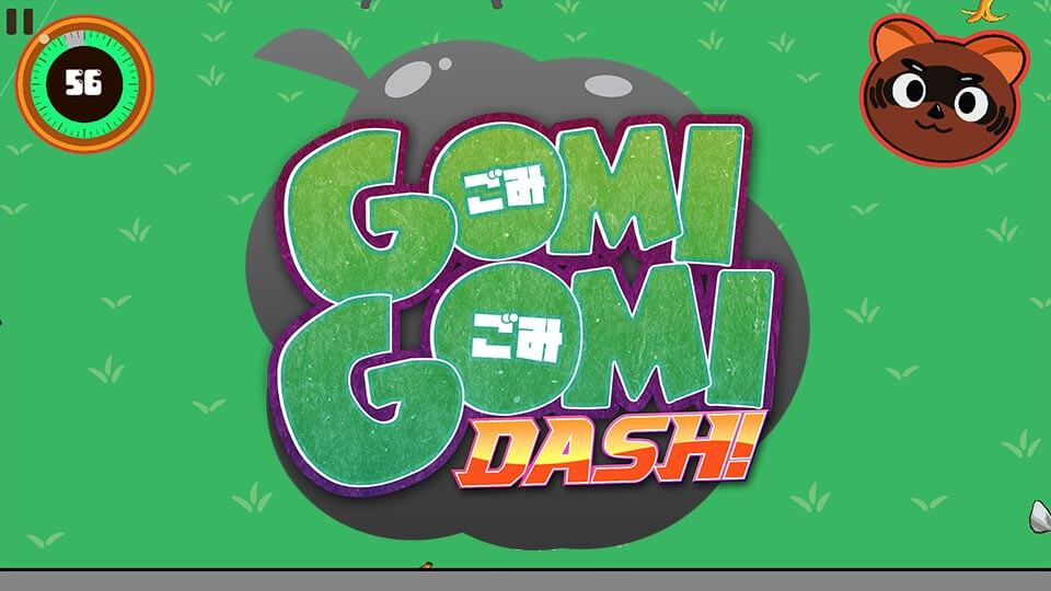 Gomi Gomi Dash by Graphite Lab Intern Class